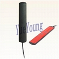 wifi antenna, 2.4ghz patch antenna, glass mount antenna
