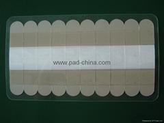 Medical sensing electrode