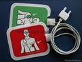 Defibrillator,Defibillation Pad Def
