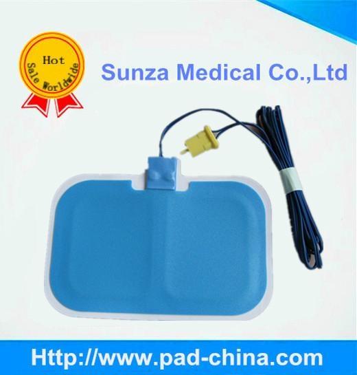 ESU plates, ECG electrodes, ESU pencil, Valleylab ground pad,