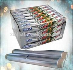 Quality Aluminium Foil Roll for Food Packaging Aluminium Foil