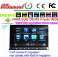 android 4.2 car tablet for car DVD player with main unit of Win CE 6.0 OS 5
