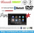 6.2inch Autoradio BT iPod DVR GPS DVD CD