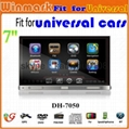 "7"" 3G digital Car CD Player with GPS IPOD Iphone4s BT radio RDS dual zone PIP 2"