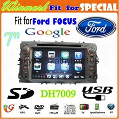 "7"" Win CE 6.0 car dvd pl"