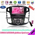 8'' 2din Ford FOCUS touch screen car DVD player with BT,GPS,Radio,DTV,VMCD,etc 1
