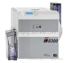 XID8300再转印证卡打印机 1