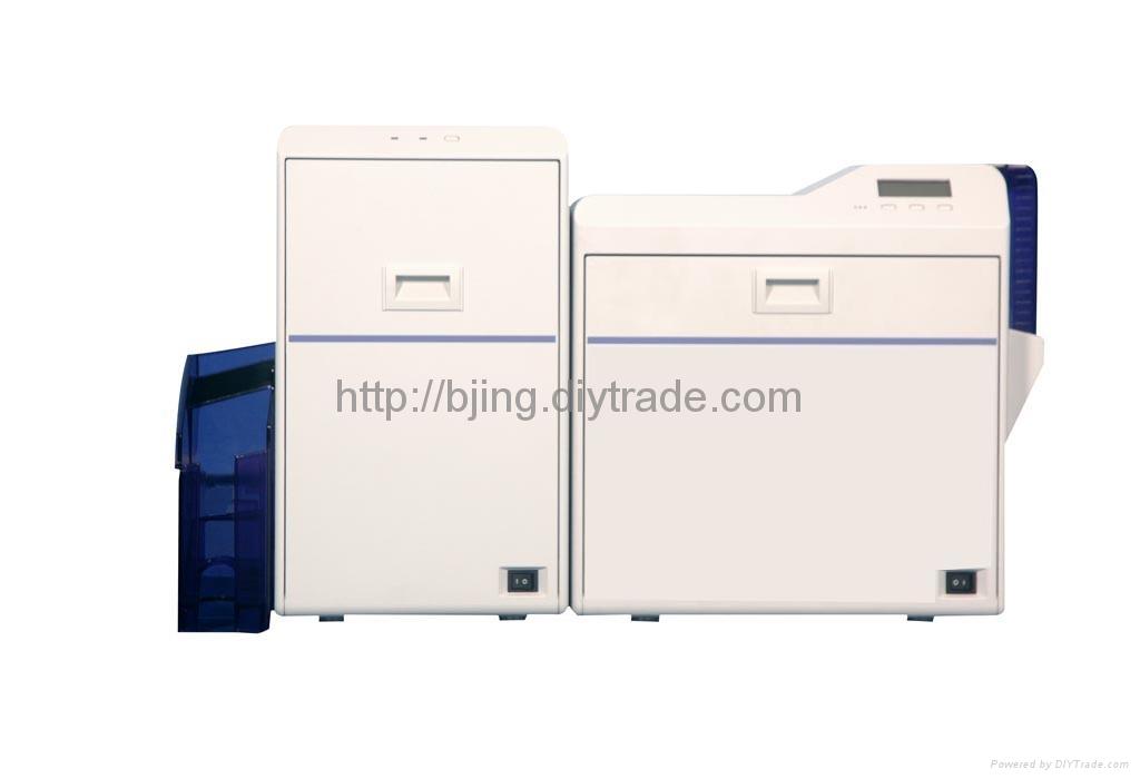 XID8300再转印证卡打印机 4