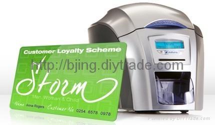 PRONTO证卡打印机 2