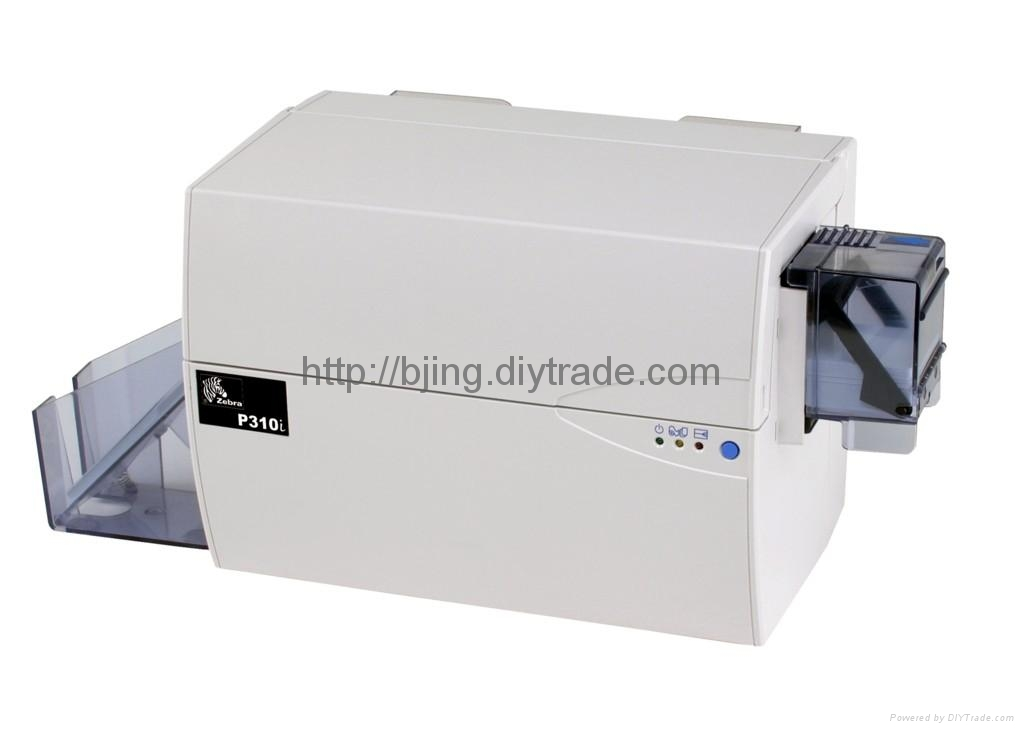 P330i证卡打印机 3