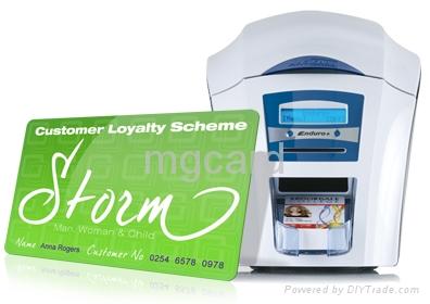 Enduro+居民健康IC卡打印机 1