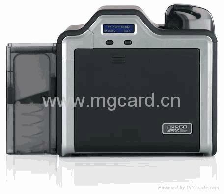 FARGO HDP5000证卡打印机 1