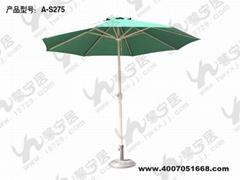 手搖遮陽傘