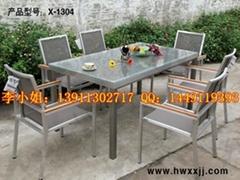 鋁合金桌椅