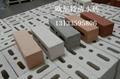 各种颜色高档建筑幕墙砖 2