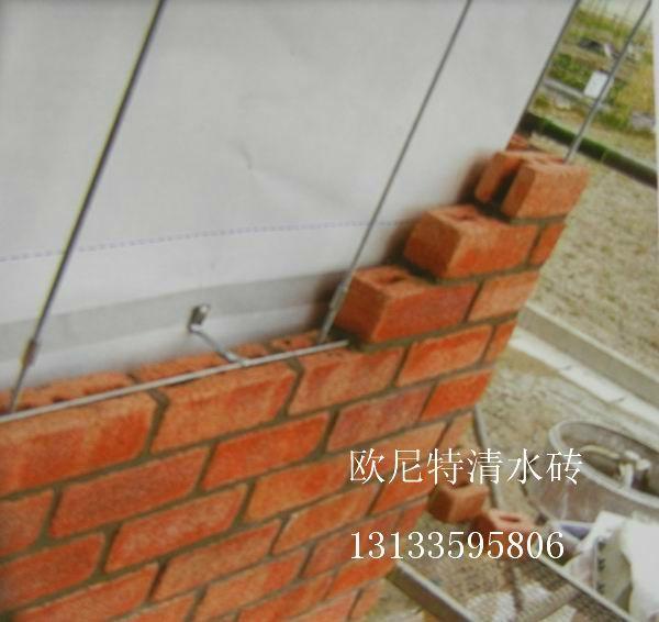 各种颜色高档建筑幕墙砖 4