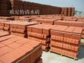 俄罗斯标准建筑用清水墙装饰砖к