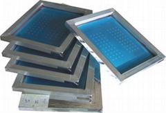 絲印機網版精晒絲印網版絲印移印耗材油墨鋼板