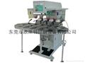 The OP-324CE four-color pad printer