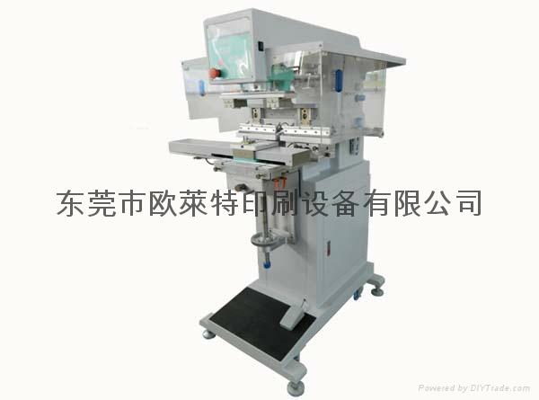 The dedicated solar tubes round face screen printer 4