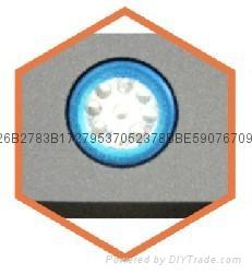 LCD TV frame moving printing machine 2