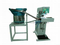 Automatic cap pad printing machine