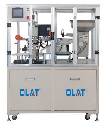Bottle cap automatic pad printing machine 1