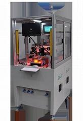 太阳能板CCD视觉自动定位网印机