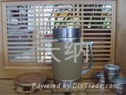 紫砂办公杯 1