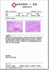 病理工作站軟件 病理圖文報告系統 細胞學分析 顯微鏡系統
