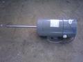 U型單相串激電動機