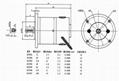 85CF永磁式直流測速發電機 4