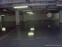 水性樹脂地坪