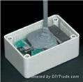 灰色阻燃导热有机硅灌封胶RS-