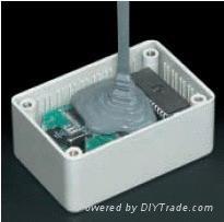 灰色阻燃导热有机硅灌封胶RS-802A/B