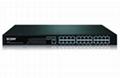 ECOM S2516 16口百兆汇聚隔离802.1Q VLAN交换机 3