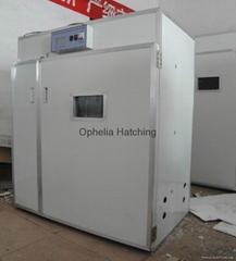 OPM-2112 Full Automatic Chicken Egg Incubator incubation machine equipment