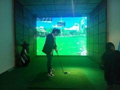 中晔博奥室内模拟高尔夫