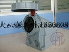 原裝進口防水工業油機插座