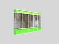 濟南市定製展櫃貨架展示架 1