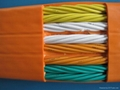 Flat Flexible Control Cable for