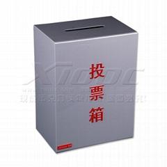 压克力 捐款箱 投票箱 意见箱
