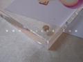 正方形磁铁相架 压克力水晶相架/相框XI6002A
