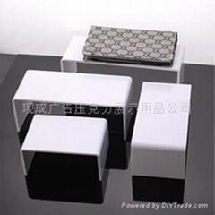 商品展示 U形展示架陳列架托架 几仔凳仔 XI8064A
