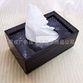 家居装饰酒店用品 亚克力纸巾盒 XI6103