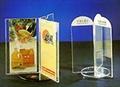Acrylic meal card