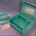 Acrylic cigarette boxes