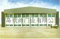 山東青島電動平移大門 4