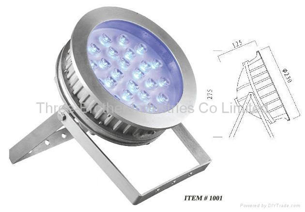 LED water lights 1
