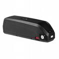 48V 17Ah Li-ion e-bike battery Hailong battery for 1000W motor kit eBike battery 1
